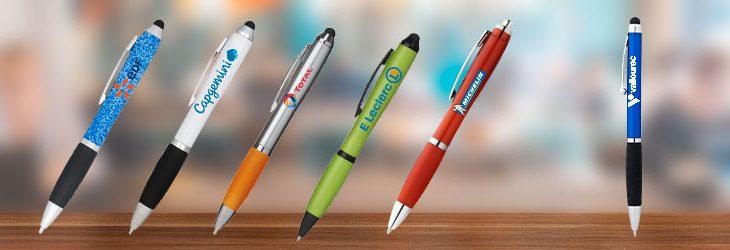 Le stylo avec logo : un succès durable pour votre entreprise