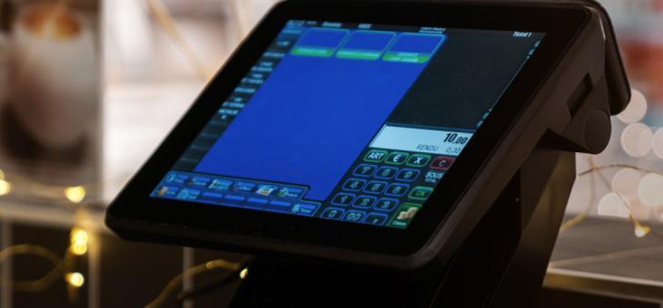 Zoom sur les fonctionnalités d'une caisse enregistreuse