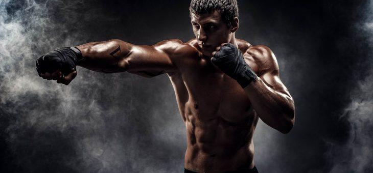 La boxe sur ring, une démonstration spectaculaire