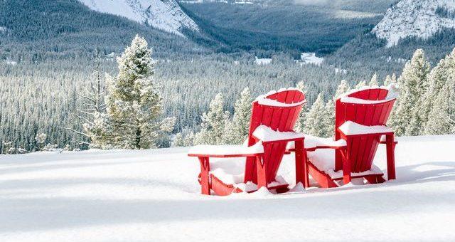 Comment protéger le mobilier de jardin pour l'hiver ?